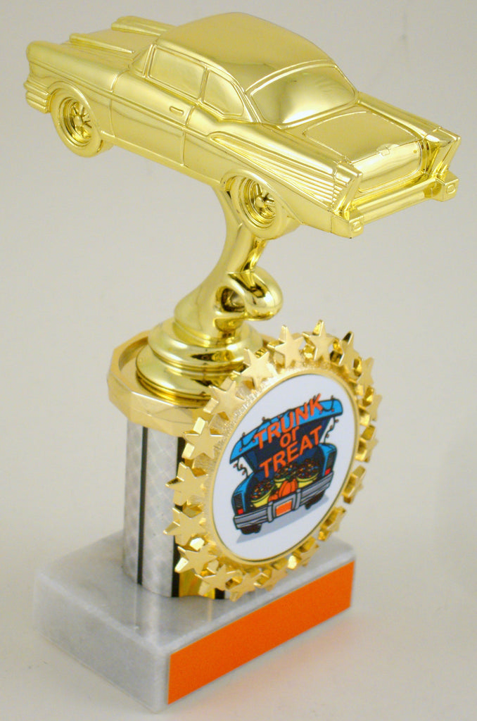 Trunk-Or-Treat Halloween Trophy