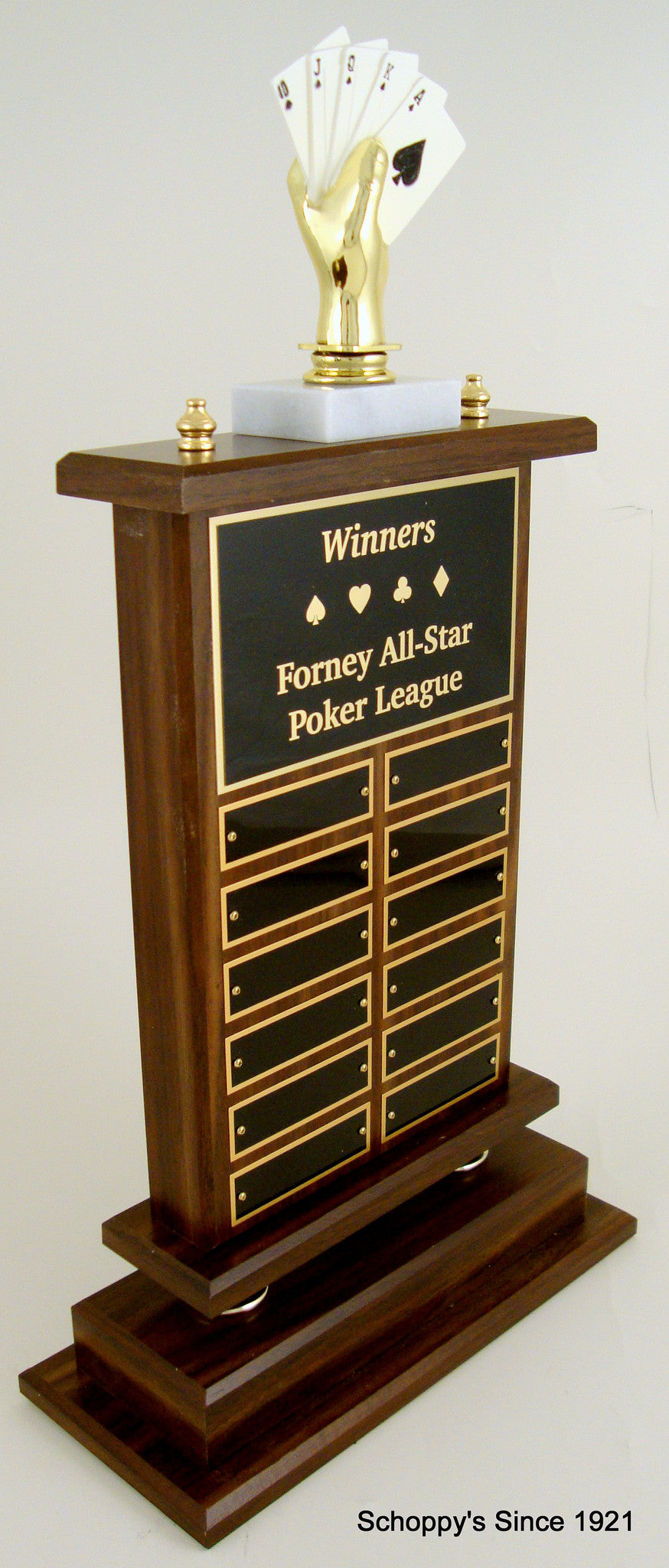 Poker Perpetual Trophy SPT-Poker