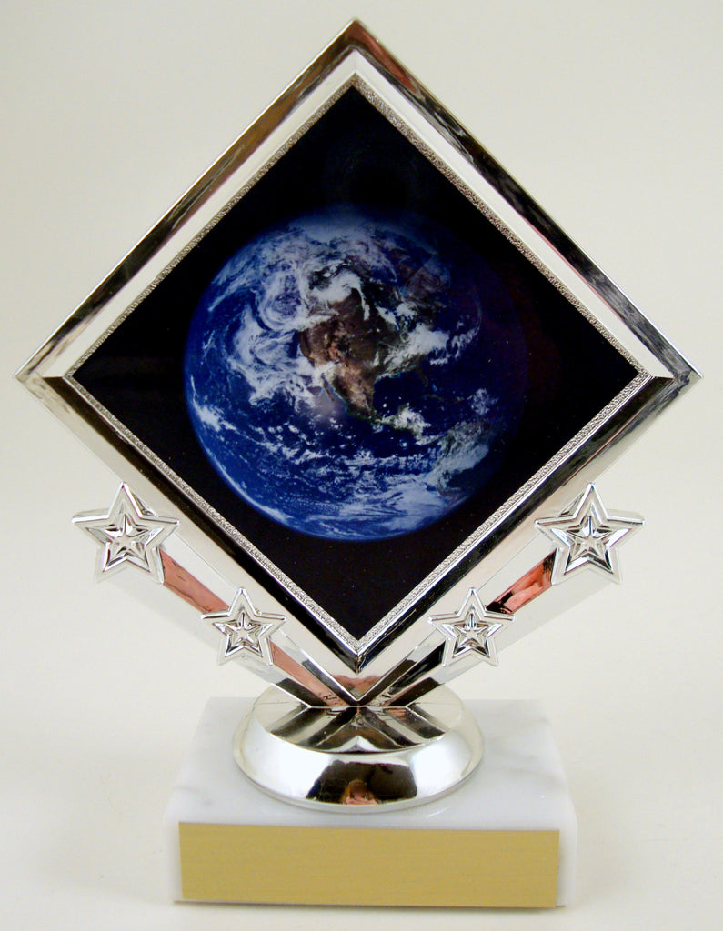 Earth Day Diamond Star Trophy