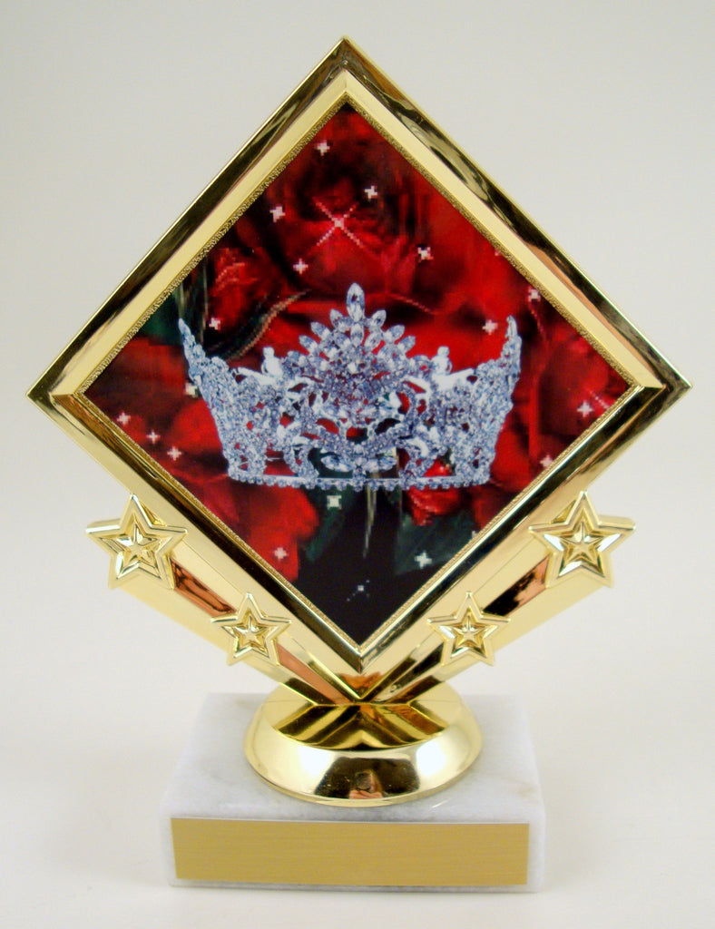 Pageant Diamond Star Trophy