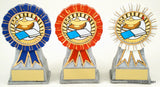 Ribbon Resin With Custom Theme Choice-Trophy-Schoppy's Since 1921