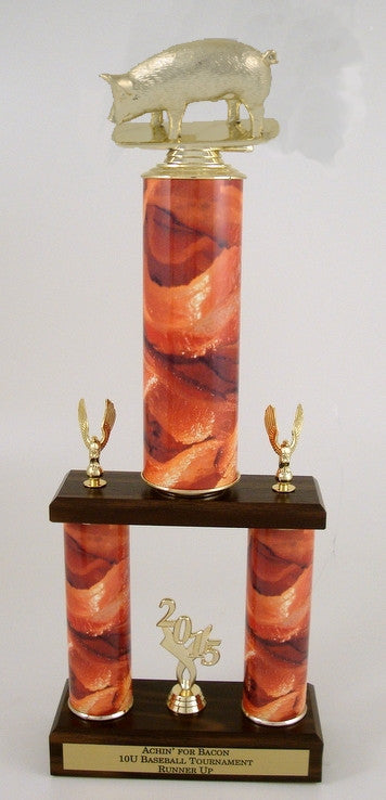 Bacon Trophy on Two Column-Trophy-Schoppy's Since 1921