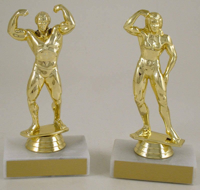 Body Builder Trophy-Trophy-Schoppy's Since 1921