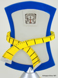 Weight Loss Scale Trophy On Wood And Marble Base-Trophy-Schoppy's Since 1921