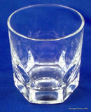 Esquire Double Rocks Glasses Set of (4)-Glasses-Schoppy's Since 1921