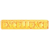 Excellence Lapel Pin-Pin-Schoppy's Since 1921