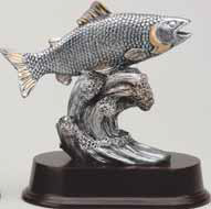 Fish Resin Trophy-Trophies-Schoppy's Since 1921