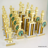 Foosball Trophy on Marble Base-Trophies-Schoppy's Since 1921