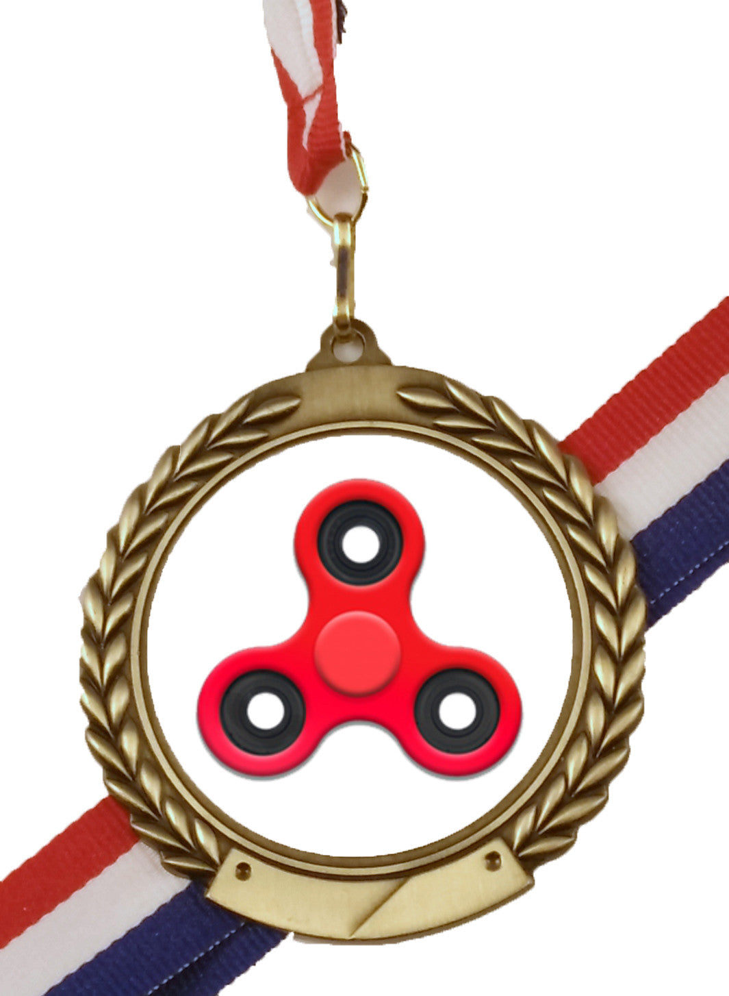 Fidget Spinner Medal-Trophy-Schoppy's Since 1921