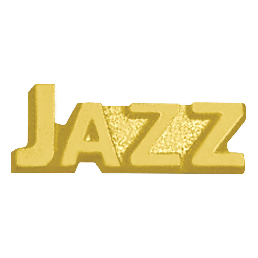 Jazz Chenille Pin