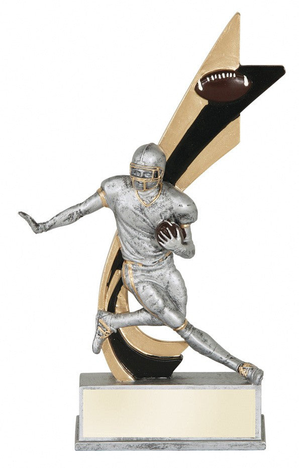 Live Action Resin Trophy - Football-Trophies-Schoppy's Since 1921