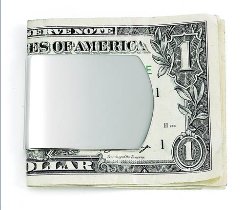 Wide Money Clip-Money Clip-Schoppy's Since 1921