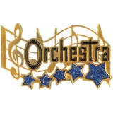 Orchestra Star Lapel Pin-Pin-Schoppy's Since 1921
