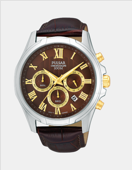 Pulsar Men's Watch PT3397