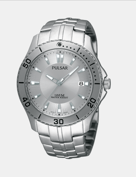 Pulsar Men's Watch PXHA33