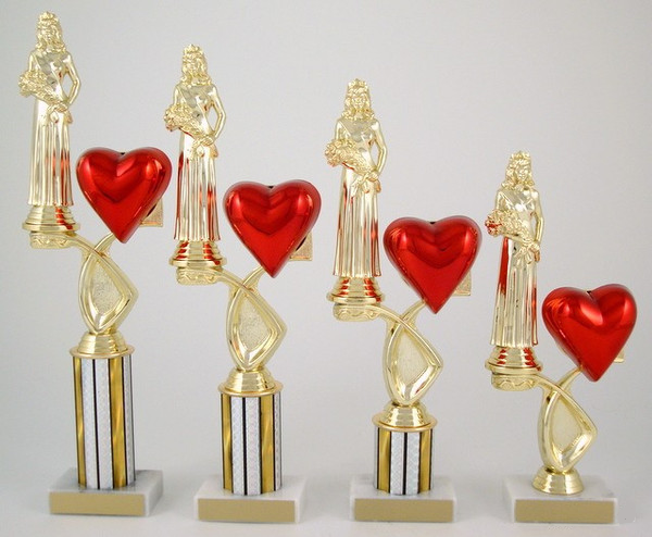 Sweetheart Riser Trophy Set