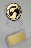 Small Crest of the Wave Trophy-Trophies-Schoppy's Since 1921