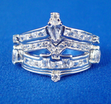 Crown Ring Size 8-Jewelry-Schoppy's Since 1921