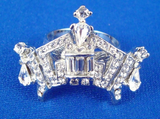 Medium Crown Ring-Jewelry-Schoppy's Since 1921