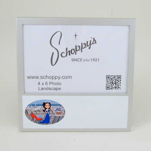 Schoppy's Parade Pin - First Edition Picture Frame