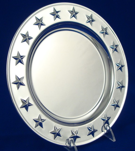 Raised Star Tray