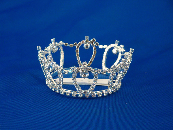 Swarovski Austrian Crystal Crown JCR41-Pageant-Schoppy's Since 1921