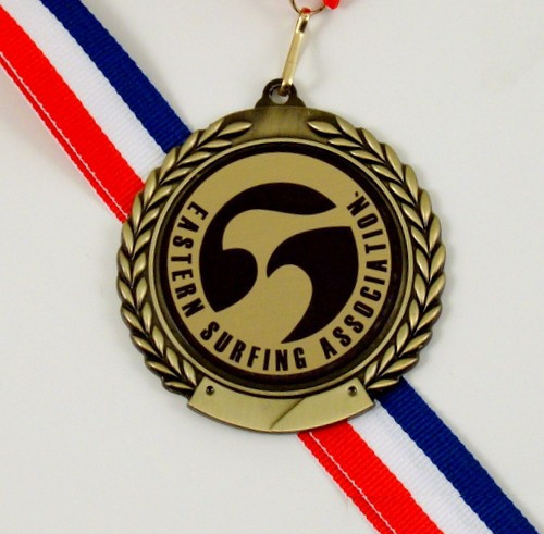 Surf Logo Medal-Medals-Schoppy's Since 1921