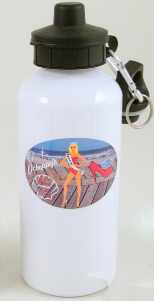 Schoppy's Parade Pin - 2015 Edition Water Bottle