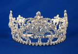 Swarovski Austrian Crystal Crown C29-Pageant-Schoppy's Since 1921