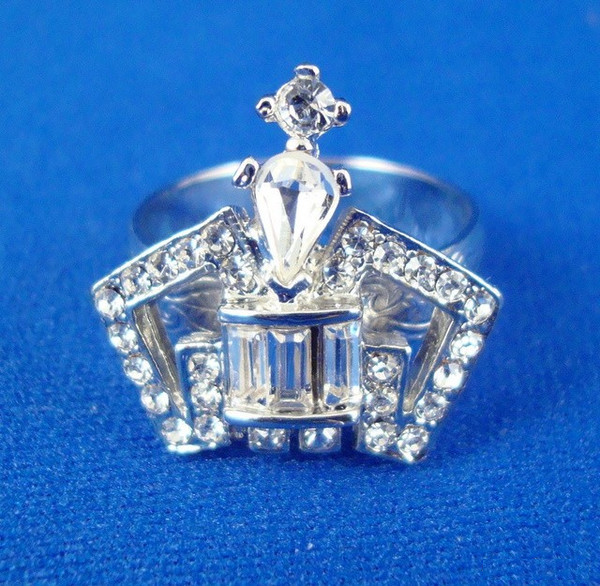 Small Crown Ring-Jewelry-Schoppy's Since 1921