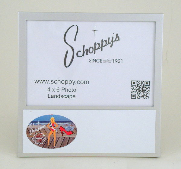 Schoppy's Parade Pin - 2015 Edition Picture Frame