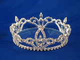 Swarovski Austrian Crystal Crown C24-Pageant-Schoppy's Since 1921