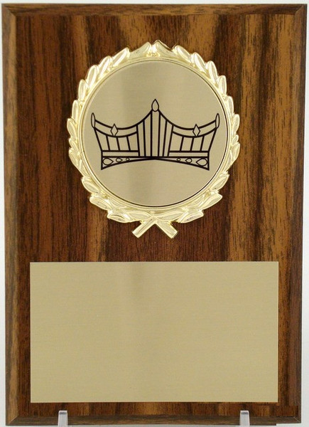 Pageant Seal Plaque