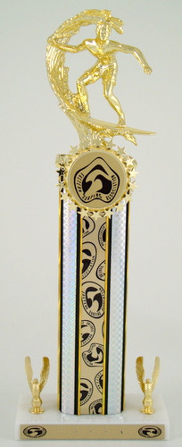 ESA Amoeba Insert Trophy Medium-Trophies-Schoppy's Since 1921