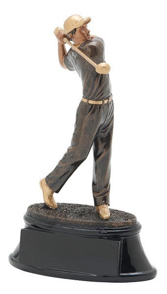 Golf Power Resin Trophy-Trophies-Schoppy's Since 1921