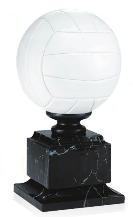 Full Color Volleyball Trophy