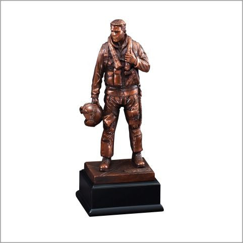 American Hero Series Air Force Resin