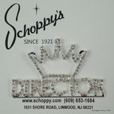 Rhinestone Director Pin-Jewelry-Schoppy's Since 1921