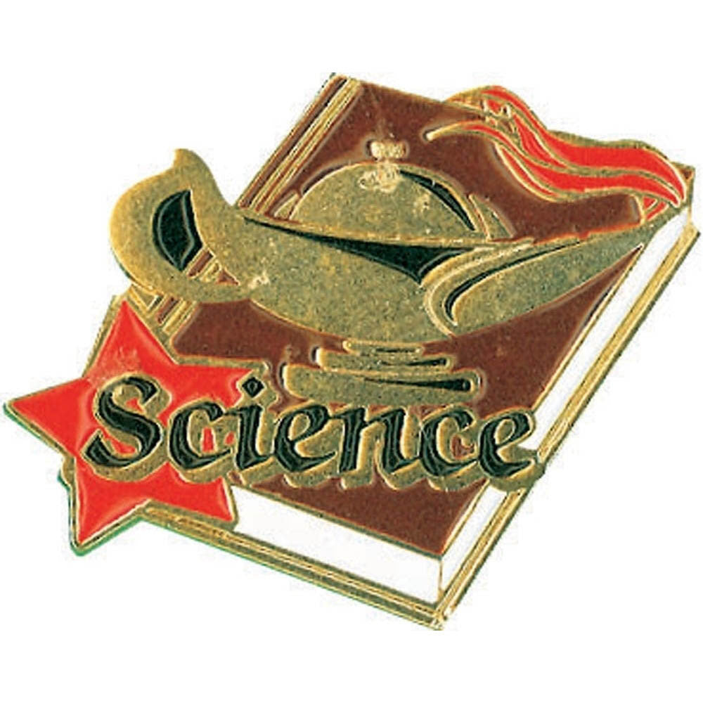 Science Lamp of Learning Pin-Pin-Schoppy's Since 1921