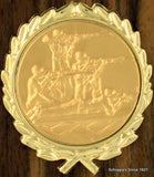 Shooting Logo Plaque-Plaque-Schoppy's Since 1921