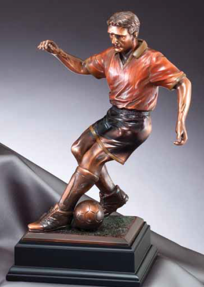 Soccer Pro Resin Trophy-Trophies-Schoppy's Since 1921