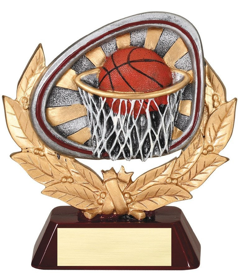 Stamford Series Basketball Award Trophy-Trophies-Schoppy's Since 1921