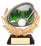 Stamford Series Golf Award Trophy-Trophies-Schoppy's Since 1921