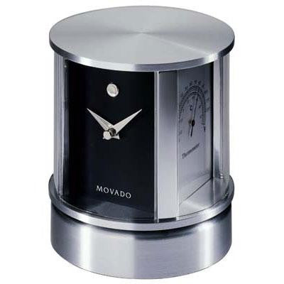Movado Four Sided Clock-Clock-Schoppy's Since 1921
