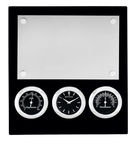 Movado Weather Station-Clock-Schoppy's Since 1921