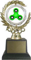 The Spinning Fidget Spinner Trophy-Trophy-Schoppy's Since 1921