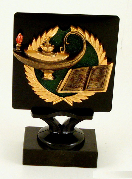 Custom Resin Medallion Trophy