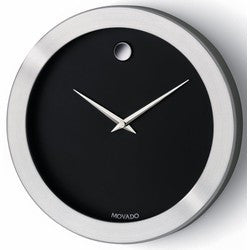 Movado Wall Clock-Clock-Schoppy's Since 1921