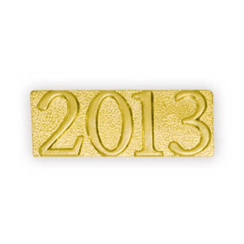 Year 2013 Chenille Pin-Pin-Schoppy's Since 1921