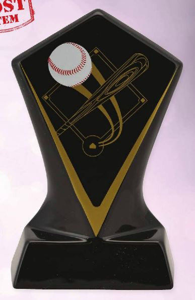 Baseball Black Diamond Award-Trophy-Schoppy's Since 1921